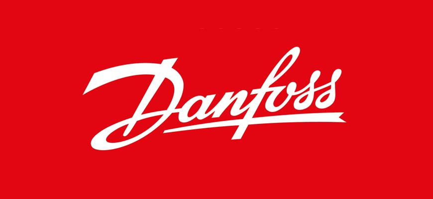 danfoss логотип