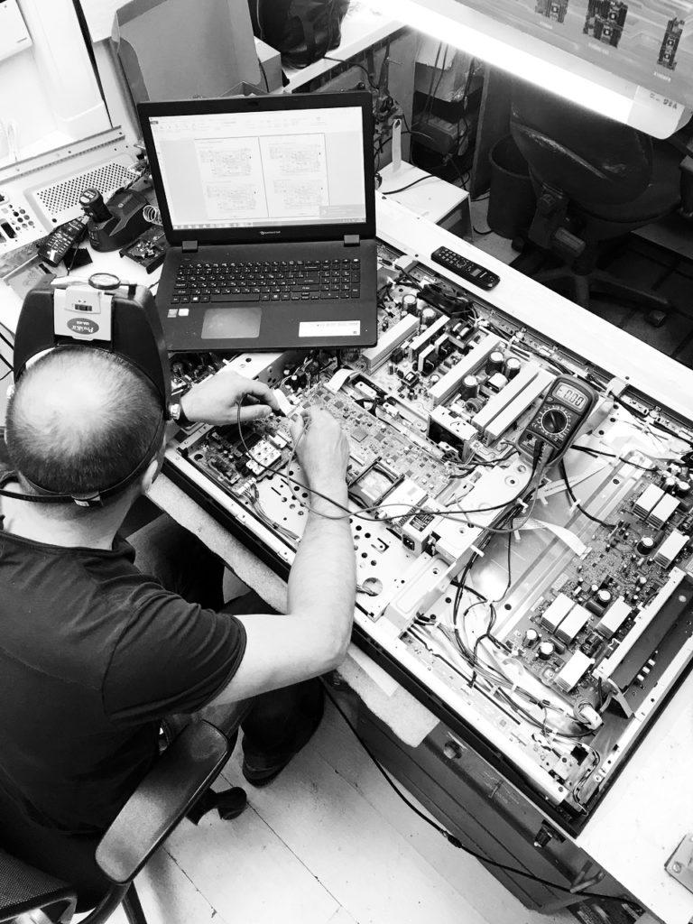 Услуги ремонта промышленной электроники Siemens